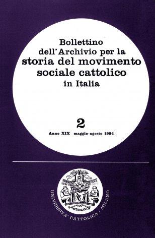 Don Giovanni Minzoni e la tradizione del cattolicesimo sociale: la Scuola di Bergamo