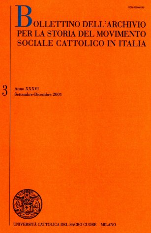Modernità ed intransigenza. Il dilemma dei cattolici dell'Ottocento