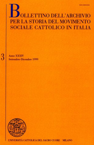 Per l'Europa del lavoro. Scenari internazionali e impegno europeista nella cultura e nella pratica della Cisl delle origini: 1950-1955