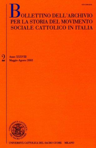 Politiche e imprese assistenziali nel dopoguerra: Ezio Vigorelli e l'Ente comunale di assistenza di Milano (1945-1957)