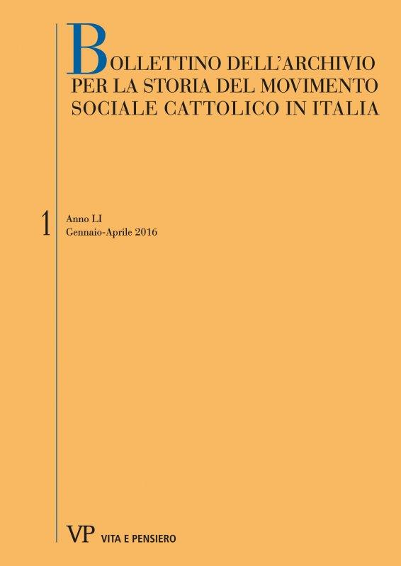 """""""Un colorito etico particolare"""": sul rapporto tra morale ed economia in Francesco Vito"""